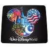 Disney Mousepad - Four Parks Icons