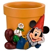 Disney Flower Pot - Mickey Mouse Garden Gnome
