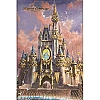 Disney Photo Album - 300 Pics - Cinderella Celebration Castle