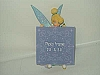 Disney Photo Frame Magnet - Magnetic Tinker Bell