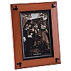 Disney Picture Frame - Cherry Wood Frame - 4 x 6