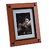 Disney Picture Frame - Cherry Wood Frame - 5 x 7