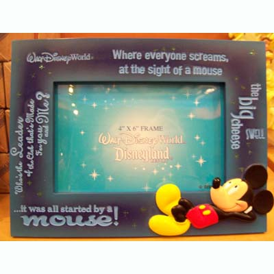 Quotes Picture Frames on Your Wdw Store   Disney Picture Frame   Quotes   Mickey Mouse