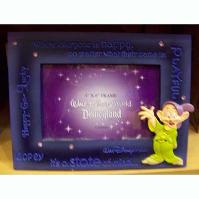 Quotes Picture Frames on Your Wdw Store   Disney Picture Frame   Quotes   Dopey