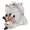 Disney Picture Frame - Wedding Mickey and Minnie Mouse - 4 x 6