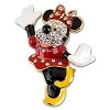 Disney Swarovski Pin - Minnie Mouse Brooch
