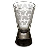 Disney Shooter Shot Glass - Etched Mickey Mouse