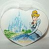 Disney Magic Towel -  Princess - Cinderella - Cinderellabration