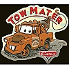 Disney Auto Magnet - Cars Tow Mater