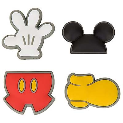 Mickey Mouse Shoes Clip Art