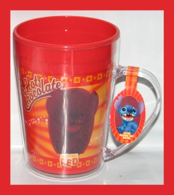 Your Wdw Store Disney Hot Cocoa Cup Mug Kids Stitch