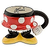 Disney Coffee Cup Mug - Minnie Mouse Legs - Best of Mickey Collection
