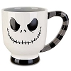 Disney Coffee Cup Mug - Jack Skellington - White Stripes
