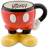 Disney Coffee Cup Mug - Mickey Mouse Legs - Best of Mickey Collection
