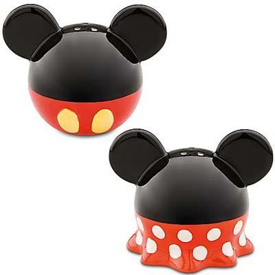 Disney Salt And Pepper Shakers Disney Salt And Pepper Shakers