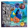 Disney Book - Finding Nemo In The Disney Theme Parks