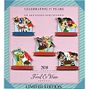 Disney Food & Wine Festival Pin Set - Mickey and Friends