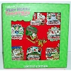 Disney Very Merry Christmas Party Pin Set - 2010 Collectors Set