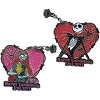 Disney Valentine's Day Pin - 2011 - Jack and Sally