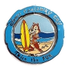 Disney Cruise Line Pin - Chip & Dale - Castaway Cay Twice the Fun