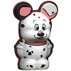 Disney Vinylmation Pin - 3D - Dalmatian Puppy