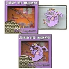 Disney Character Sliders Pin - Journey Into Imagination Attraction