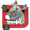 Disney Classic D Collection Pin - Space Mountain Attraction - Stitch