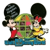 Disney Florida Project Pin - Vacation Kingdom of the World Jumbo Pin