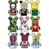 Disney Mystery Pin Set - Vinylmation Holiday #3 - Complete