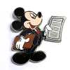 Disney Mystery Pins - Mickey Professions - Business Man / Lawyer