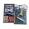 Disney Cruise Line Pin - Tinker Bell 2011