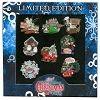 Disney Very Merry Christmas Party Pin Set - 2011 Boxed Set - 8 Pins