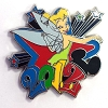 Disney Mystery Pin - Dated 2012 Tinker Bell