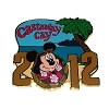 Disney Cruise Line Pin - Mickey Mouse Castaway Cay 2012