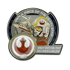 Disney Piece of History Pin - Star Wars Weekends 2012 Death Star