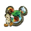 Disney Mickey Mouse Icon Pin - Animal Kingdom