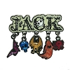 Disney Nightmare Before Christmas Pin - Jack - Dangle Icons