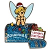 Disney Season Greetings Pin - 2012 BoardWalk Resort
