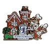 Disney Christmas Pin - Gingerbread House 2012 - Grand Floridian