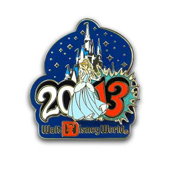 Your Wdw Store Disney Annual Pin 2013 Cinderella