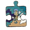 Disney Mystery Pin - Character Connection - Jimminy Cricket