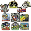 Disney Mystery Pin Set - Epcot 30th Anniversary - COMPLETE