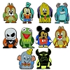 Disney Mystery Pin Set - Vinylmation Popcorns - Complete 10 Pin Set
