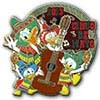 Disney Cinco De Mayo Pin - 2013 - Donald Hewy Dewy Lewy