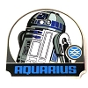 Disney Mystery Pin - Star Wars Zodiac - R2-D2 - Aquarius