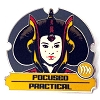 Disney Mystery Pin - Star Wars Zodiac - Queen Amidala - CHASER
