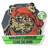 Disney Mystery Pin - Star Wars Zodiac - Wicket Ewok - CHASER