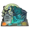 Disney Halloween Pin - Haunted Mansion Halloween 2013 Jumbo Pin