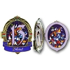 Disney 13 Reflections of Evil Pin - Believe Jumbo Pin