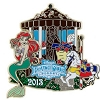 Disney Gingerbread House Pin - 2013 Beach Club Resort Ariel